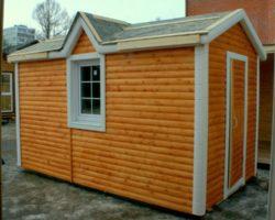 Модульный дом 4х2,3м